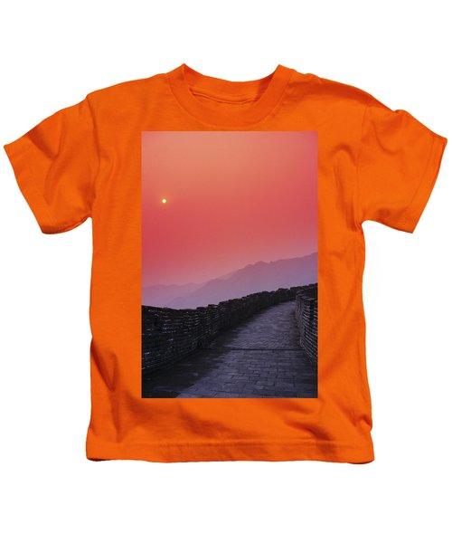 China, Mu Tian Yu Kids T-Shirt