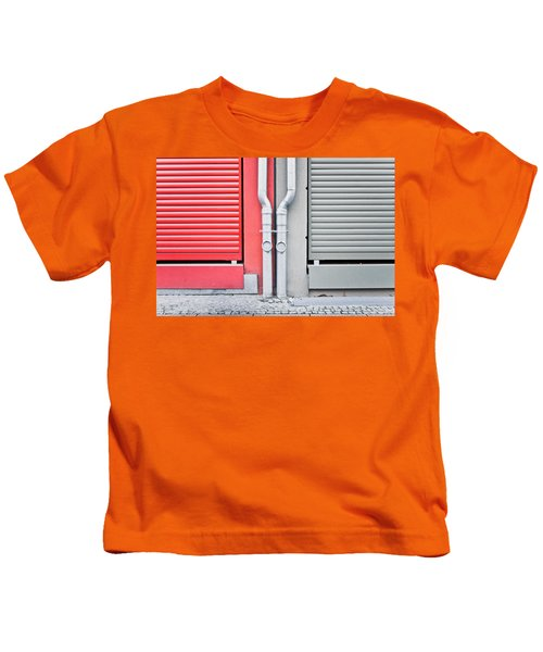 Drain Pipes Kids T-Shirt