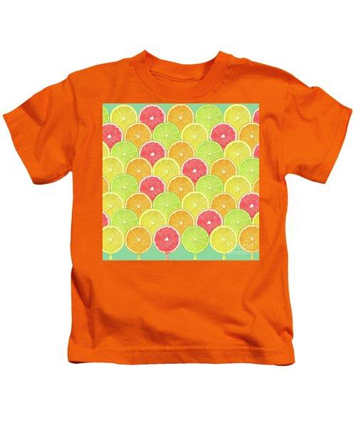 Fresh Fruit  Kids T-Shirt