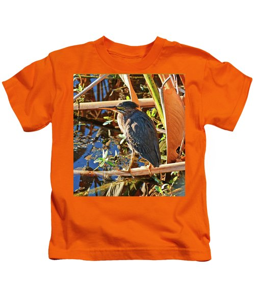 Hiding In Plain Sight Kids T-Shirt