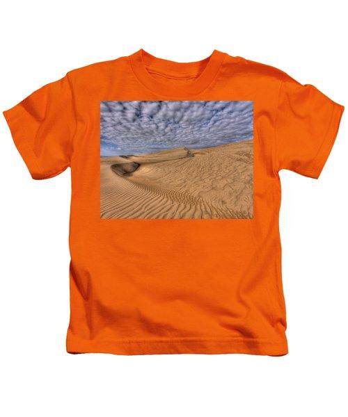 Magic Of The Dunes Kids T-Shirt
