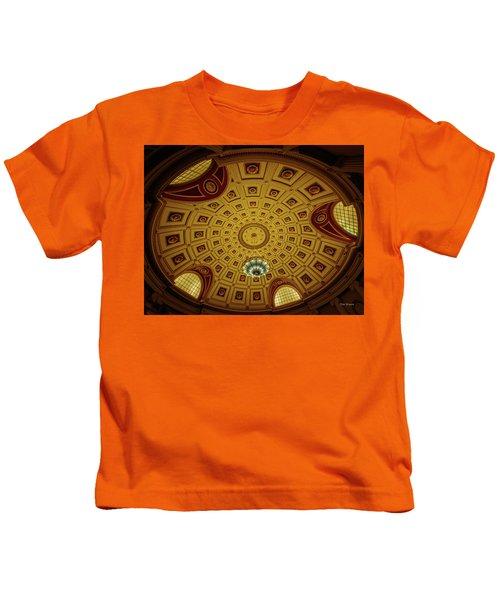 Rotunda  Kids T-Shirt