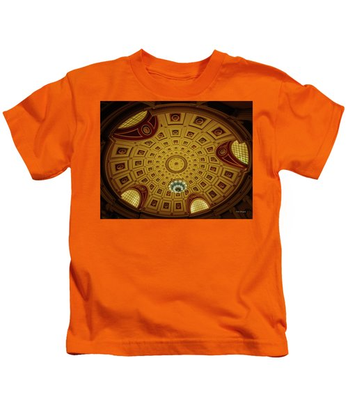 Rotunda  Kids T-Shirt