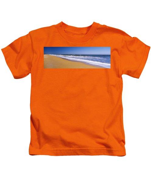 Route A1a, Atlantic Ocean, Flagler Kids T-Shirt