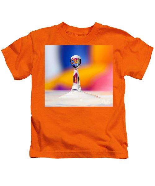 Water Drop Kids T-Shirt