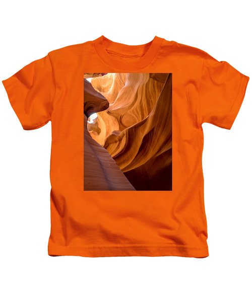 Lower Antelope Canyon Navajo Tribal Park #4 Kids T-Shirt
