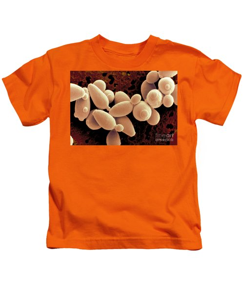 Saccharomyces Cerevisiae Kids T-Shirt