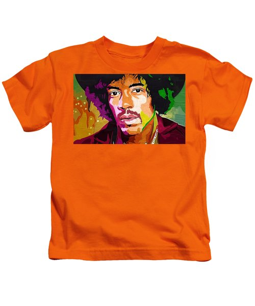 Jimi Hendrix Kids T-Shirt