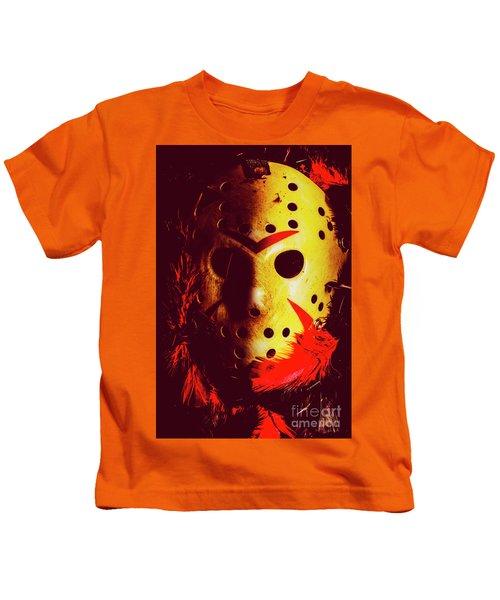 A Cinematic Nightmare Kids T-Shirt