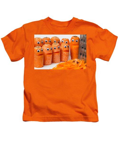 A Grate Carrot 2. Kids T-Shirt