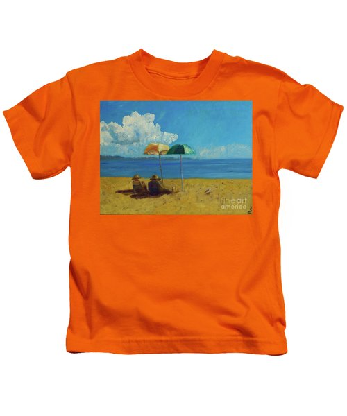 A Vacant Lot - Byron Bay Kids T-Shirt