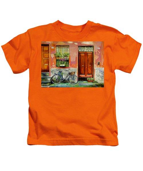 A Visit Kids T-Shirt