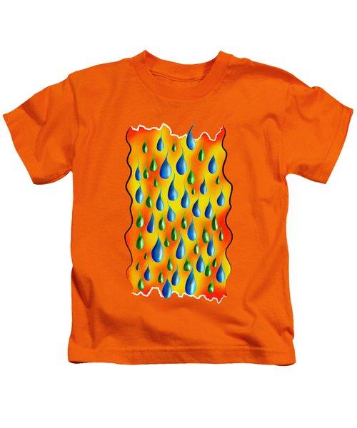 Greoforio V3 - Pure Rain Kids T-Shirt