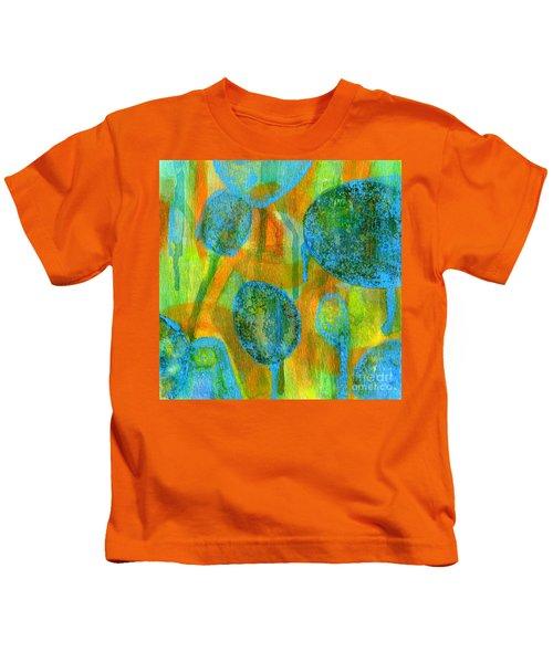 Abstract Painting No. 1 Kids T-Shirt