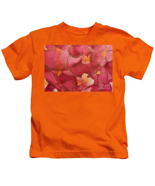 Alcohol Ink - 02 Kids T-Shirt