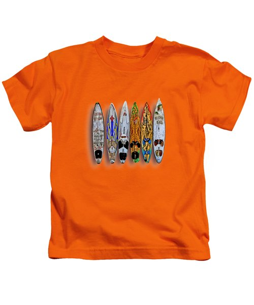 Aloha Y'all Kids T-Shirt