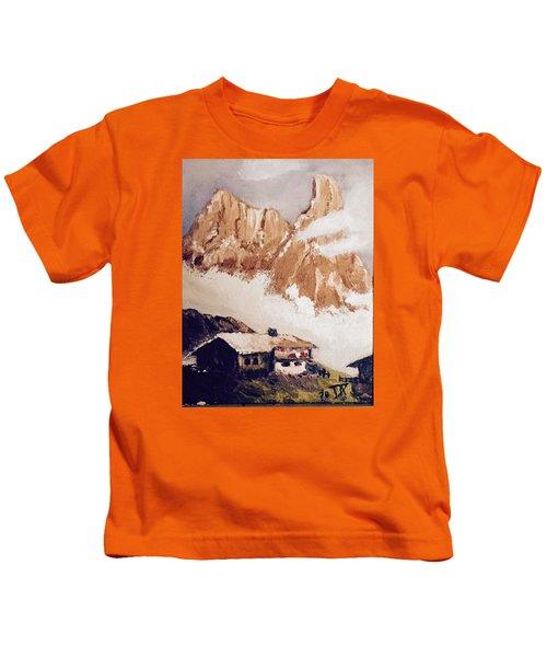 Alpine Home  Kids T-Shirt