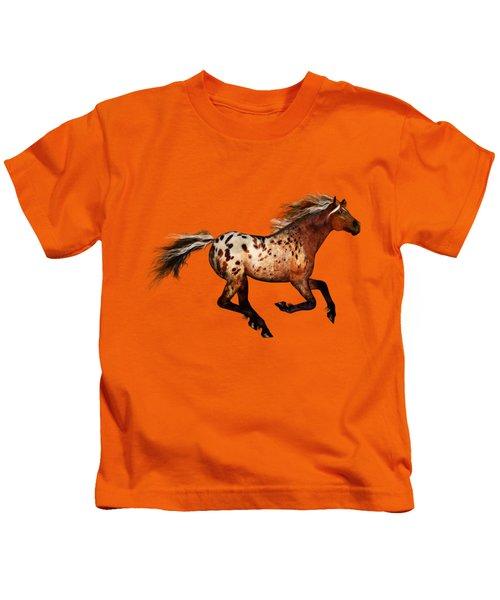 An Appaloosa Called Ginger Kids T-Shirt