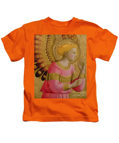 Annunciatory Angel Kids T-Shirt