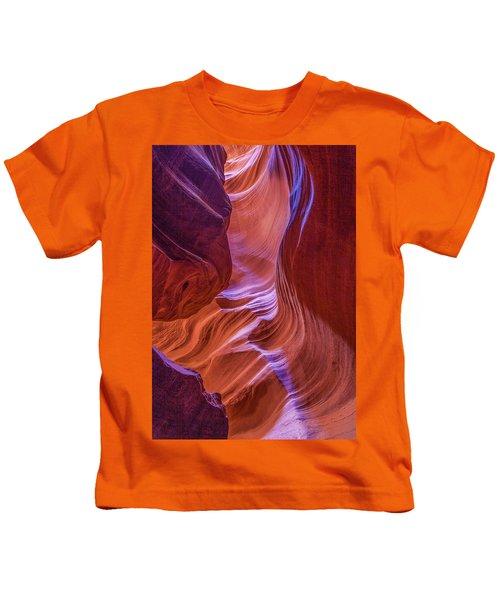 Antelope Canyon Beauty Kids T-Shirt