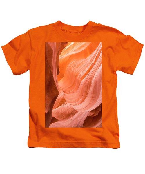 Antelope Canyon  Kids T-Shirt