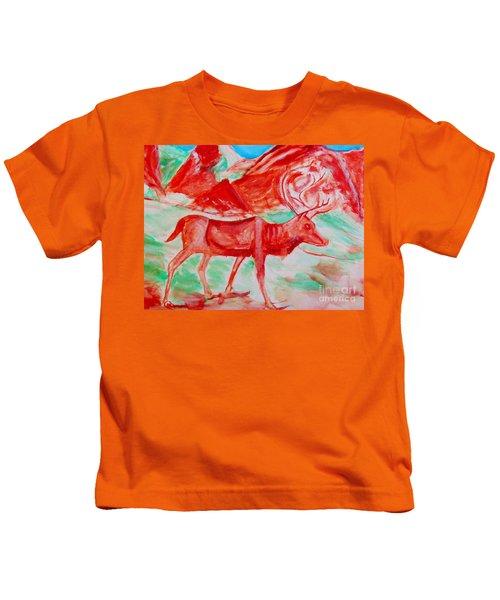 Antelope Save Kids T-Shirt