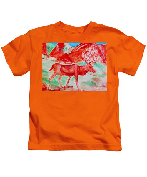Antelope Save Kids T-Shirt