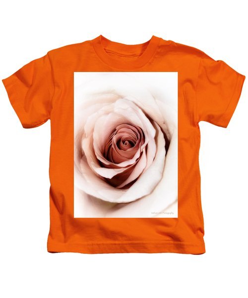 Antique Rose Kids T-Shirt