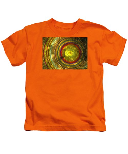 Apollo - Abstract Art Kids T-Shirt
