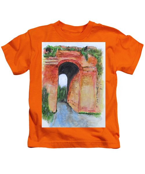 Arco Felice, Revisited Kids T-Shirt