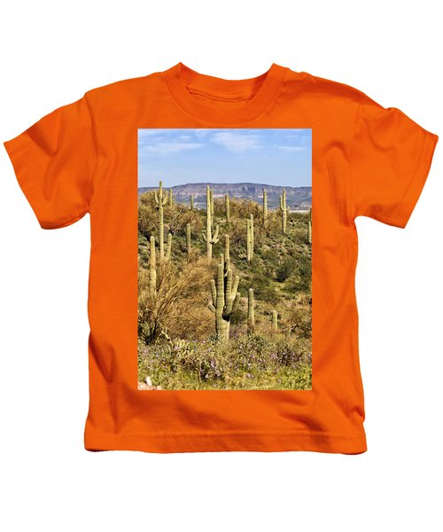 Arizona Desert Kids T-Shirt