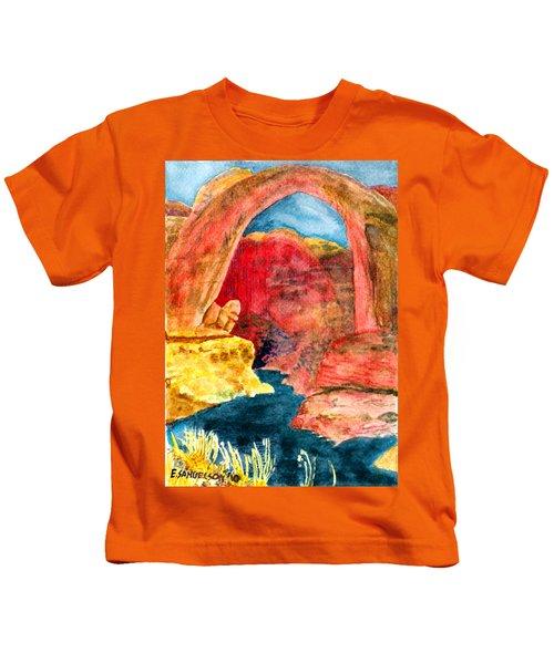 Arizona Rainbow Kids T-Shirt
