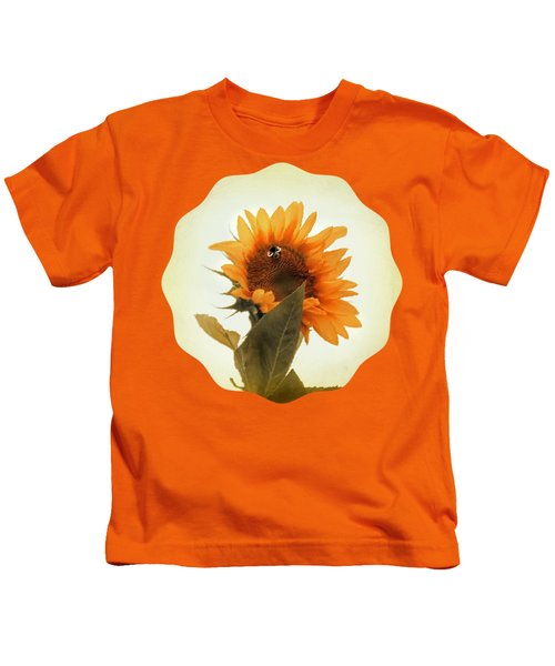 Bee Mine - Paint Kids T-Shirt