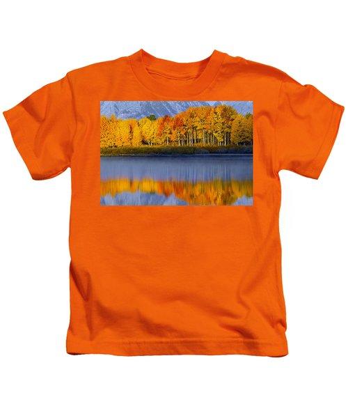 Aspen Reflection Kids T-Shirt