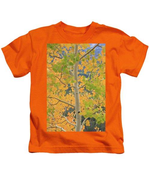 Aspen Watching You Kids T-Shirt