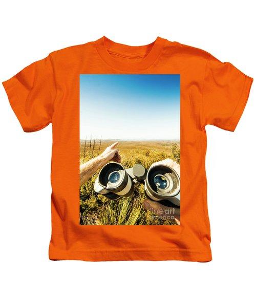Australian Safari Kids T-Shirt