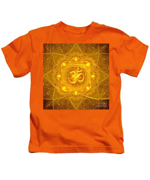 Authentic Om  Kids T-Shirt