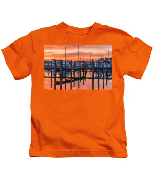 Autumnal Sky Kids T-Shirt