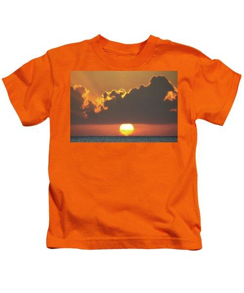 Ball Of Fire Kids T-Shirt