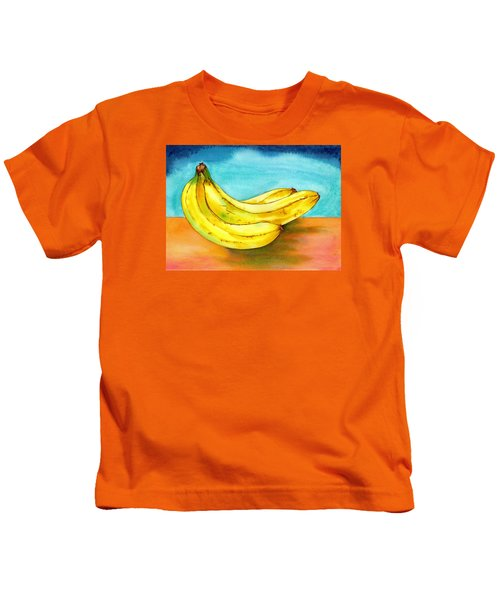 Bananas Kids T-Shirt