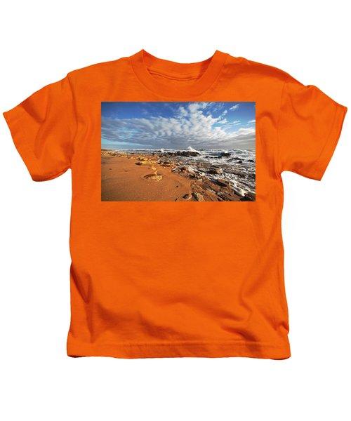 Beach View Kids T-Shirt