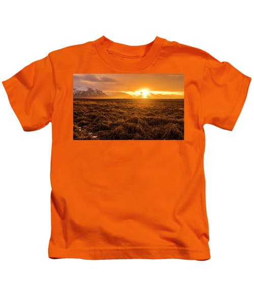 Beauty In Nature Kids T-Shirt