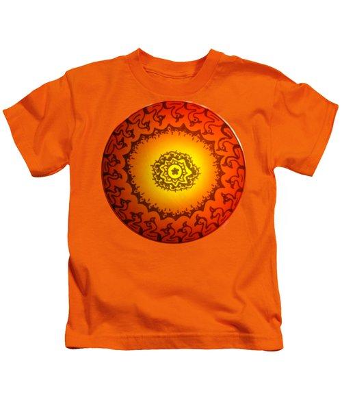 Bird Prints Kids T-Shirt