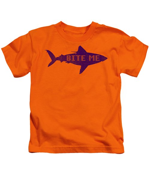 Bite Me Kids T-Shirt