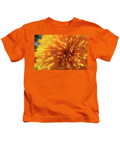 Blooming Sunshine Kids T-Shirt