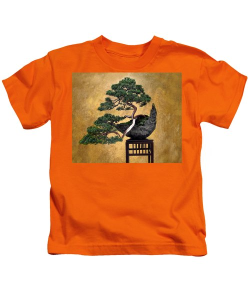 Bonsai 3 Kids T-Shirt