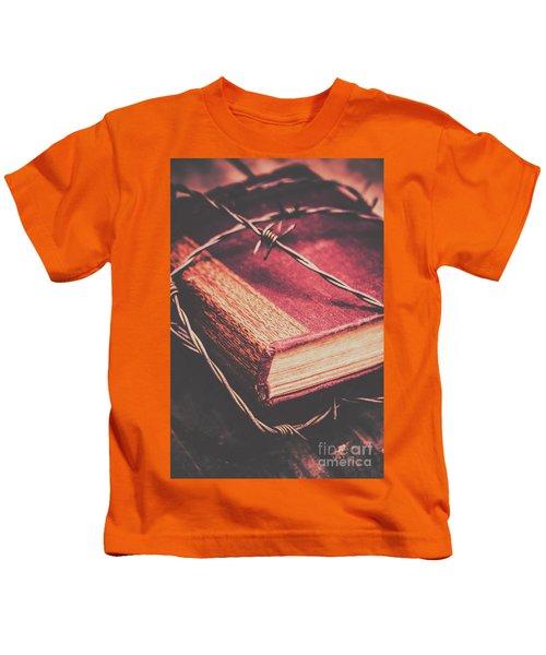 Book Of Secrets, High Security Kids T-Shirt