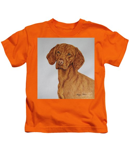 Boomer The Vizla Kids T-Shirt
