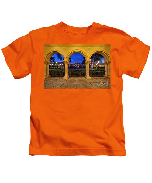 Kids T-Shirt featuring the photograph Within The Frame by Sam Antonio Photography