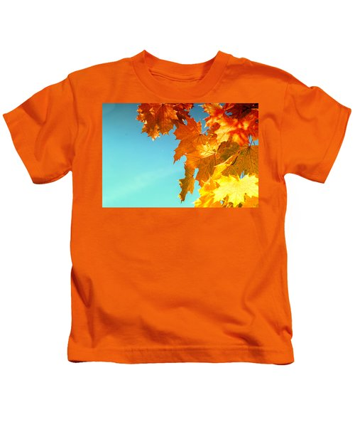 The Lord Of Autumnal Change Kids T-Shirt